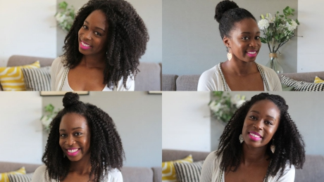 Natural hairstyles extensions You Can Wear Anywhere