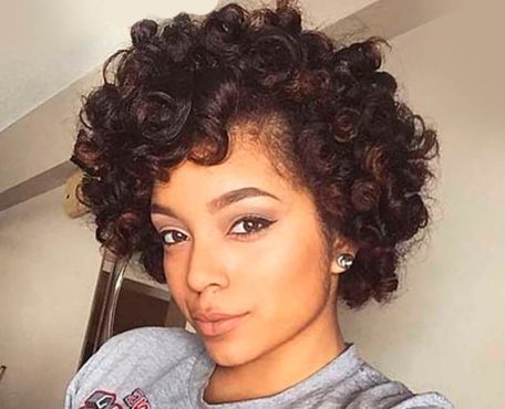 Natural hairstyles for black girls You Can Wear Anywhere
