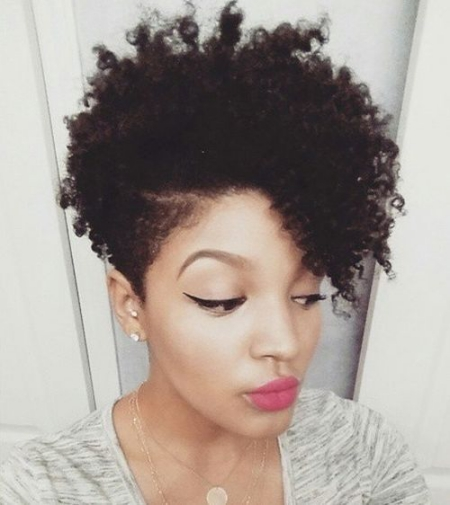 Short and natural hairstyles You Can Wear Anywhere