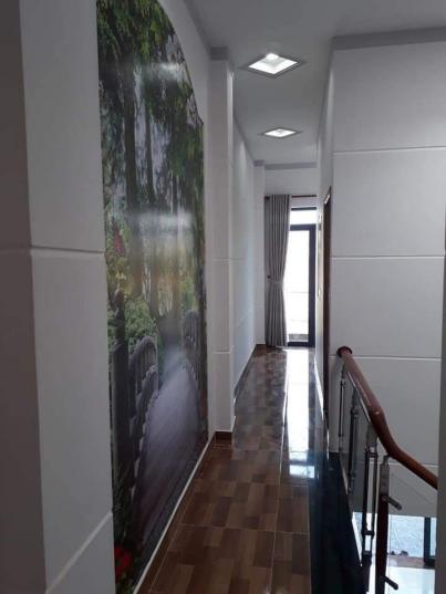 Bán nhà 1 lầu 1 trệt thiết kế đẹp cách Chợ Tân Long chỉ 300m - Hình 5