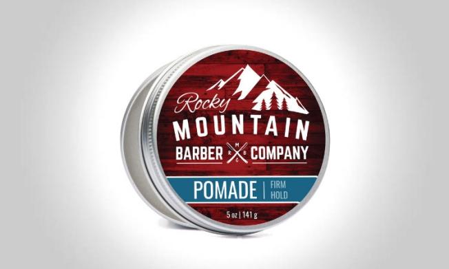 Rocky Mountain Barber Pomade Hair Wax For Men
