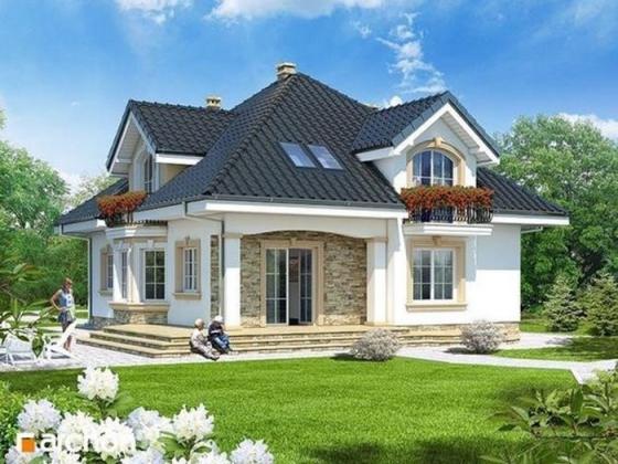 Thiết kế nhà cấp 4 giá rẻ dưới 300 triệu - Mẫu 2