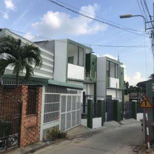 Cần bán căn nhà 1 trệt 1 lầu mới 100% mặt tiền phường tân an thành phố Thủ Dầu Một