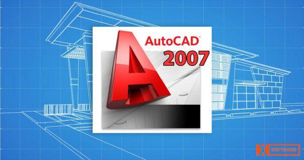 cài đặt autocad 2007 và activate đơn giản cho win7 - win8 - win10