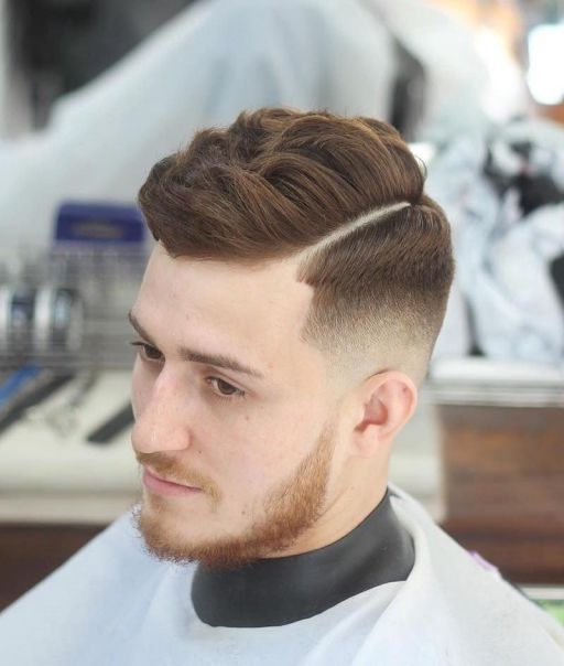 Xu hướng tóc undercut ngắn cho mặt dài đẹp nhất cho nam