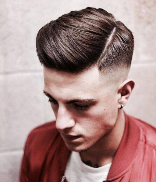 Xu hướng tóc undercut ngắn Side Part đẹp nhất cho nam
