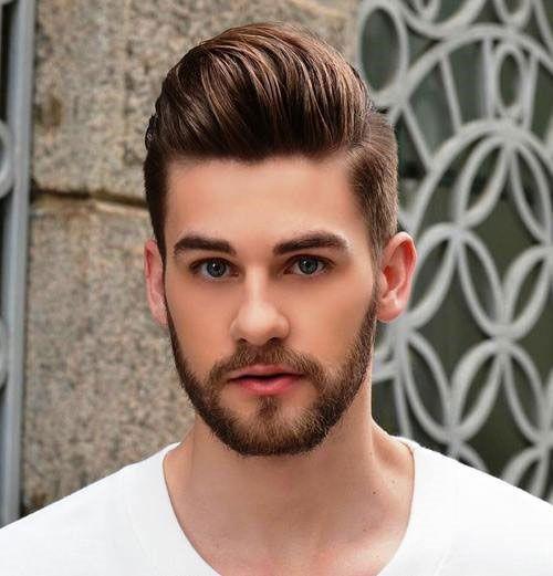 Xu hướng tóc undercut ngắn vuốt ngược đẹp nhất cho nam