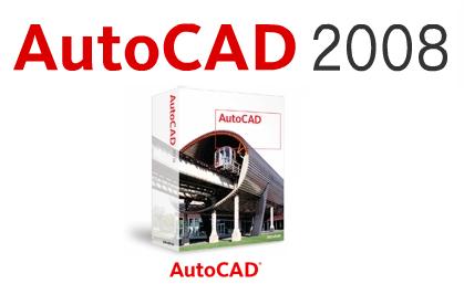 Download và hướng dẫn cài đặt autocad 2008