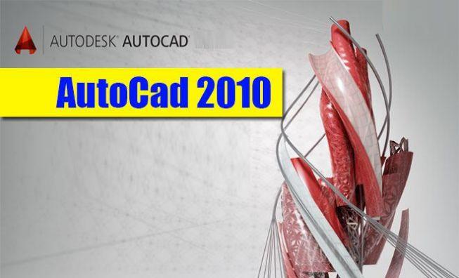 Cài đặt và crack autocad 2010 cơ bản