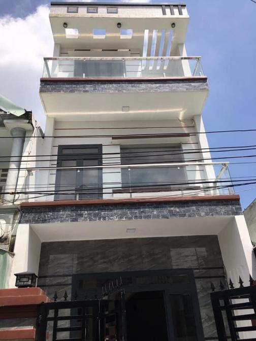 Nhà 1 lầu 1 trệt giá rẻ sau chợ Đông Hòa Dĩ An, Bình Dương, 70m2, 2.85 tỷ