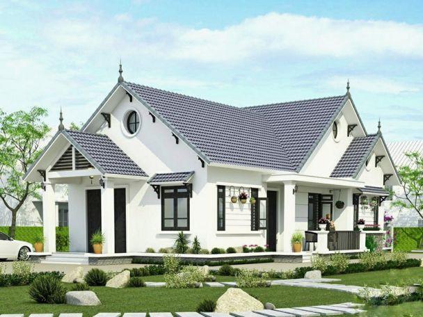 Đặc điểm cơ bản về cách thiết kế nhà đẹp cấp 4